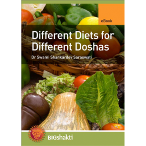 Different Diets For Different Doshas