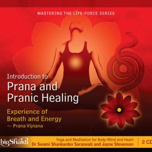 Prana And Pranic Healing – Guided Training