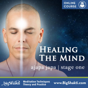 Healing The Mind Meditation Course – Ajapa Japa Stage 1
