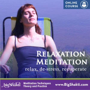 The Complete Relax, De-Stress, Recuperate Course