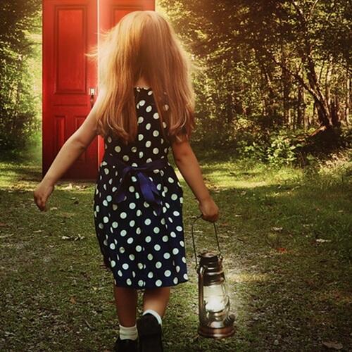 bigstock-Child-Walking-In-Woods-To-Glow-72772975-mobile