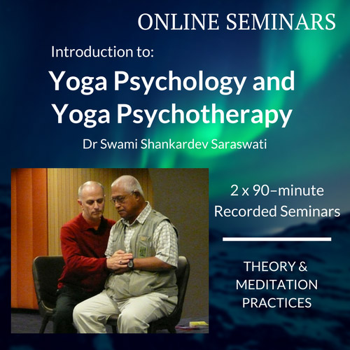 The Aim of Yoga Psychotherapy
