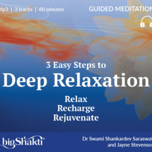 3 Easy Steps To Deep Relaxation