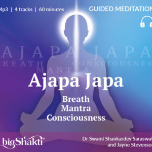 Ajapa Japa, Breath And Mantra – Guided Training