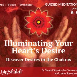 Illuminating Your Heart's Desire – Guided Training