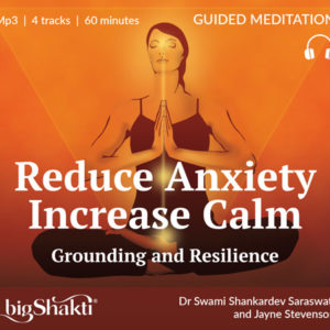Reduce Anxiety Increase Calm – Guided Training