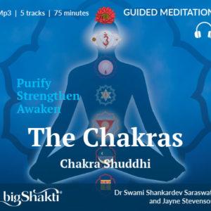 Purify Strengthen Awaken The Chakras – Guided Training