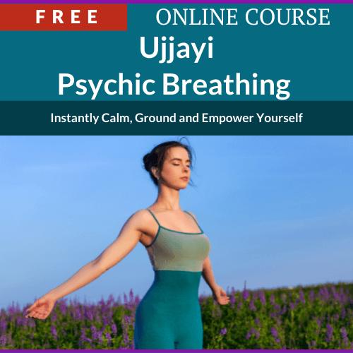 Ujjayi Pranayama Throat Breath Psychic Breath